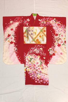 979チェリーピンク流れ桜