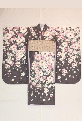 989JILLSTUARTグレーピンク桜