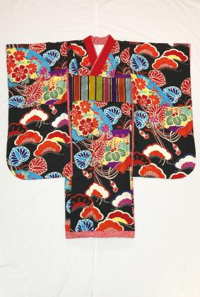 977ジャパンスタイル舞妓 黒古典